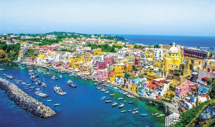 Řím - letecké víkendy s návštěvou Neapole