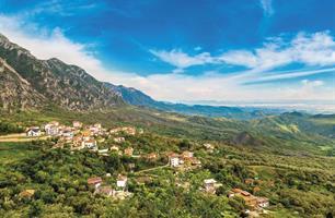 Kouzlo Albánského severu s pobytem u moře