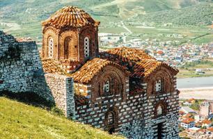 Putování po Albánii s návštěvou Makedonie