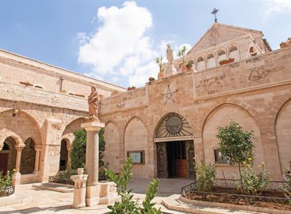 Jordánská mozaika - letecké víkendy