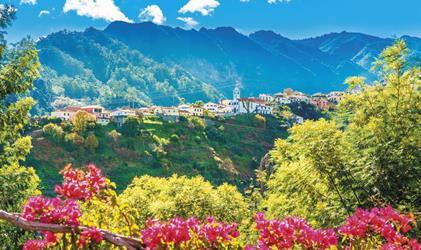 Madeira - Slavnosti květin