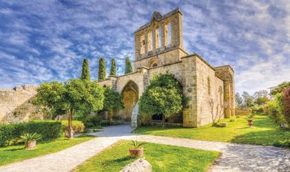 Cesta za perlami Kypru