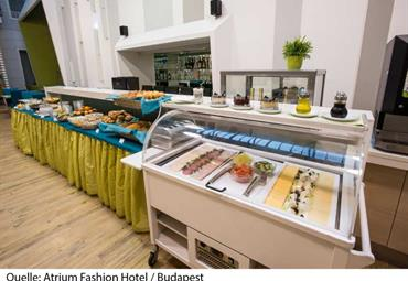 Atrium Fashion Hotel