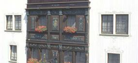 Hotel Altdeutsche Weinstube.