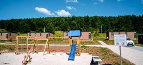 Camping Resort Big Bear - Mobile Homes