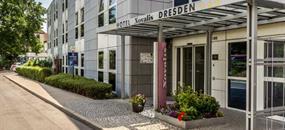 Hotel Novalis Dresden.