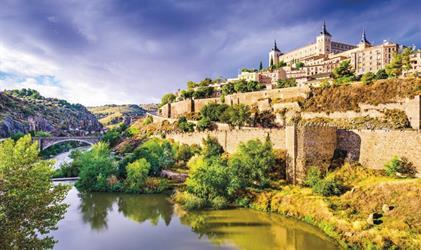 Cesta po španělském království