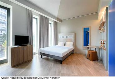 Hotel ibis budget Bremen City Center