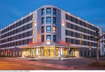 Star Inn Hotel & Suites Premium Heidelberg, by Quality