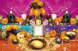 Mexiko - Svátek všech svatých