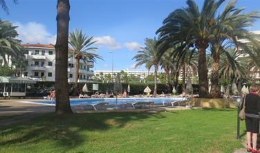 Jardín Del Atlantico