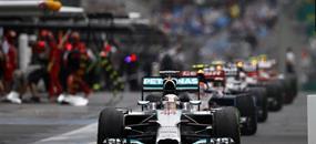 Formule 1 - Velká cena Maďarska