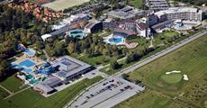 Relax víkend ve Slovinsku - lázně Moravske Toplice (bungalovy Termal 3)