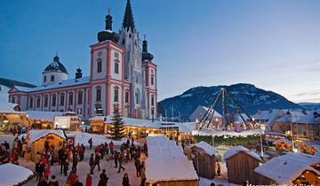 Mariazell advent plný zázraků