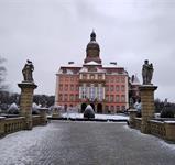 Wroclaw a zámek Ksiaz