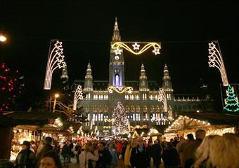 Vídeň a Parndorf shopping