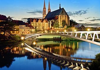 Bautzen a Görlitz kouzlo středověku