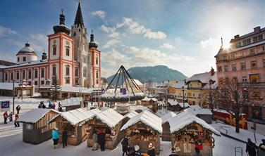 Mariazell s Krampusy