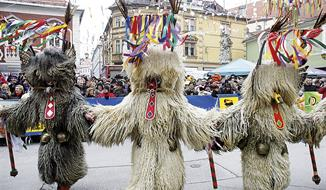 RELAX karneval ve Slovinsku