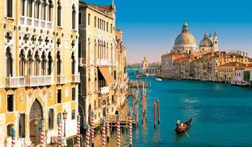 Benátky s koupáním v Jadranu
