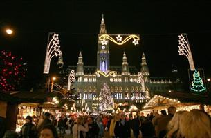 Vídeň a a Primark shopping