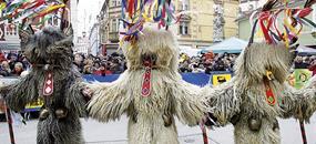Karneval ve Slovinsku s relaxací v Terme 3000