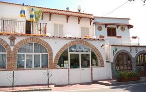 Casa Nicola - letecky