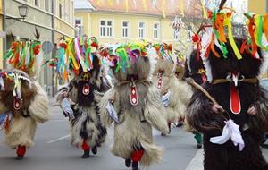 Karneval ve Slovinsku
