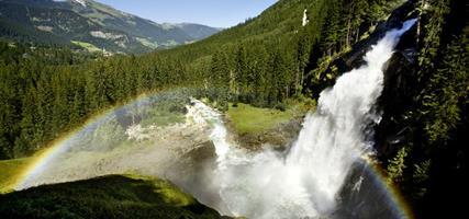Bad Gastein a dechberoucí Vysoké Taury