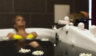 Relax v TERME 3000 Moravske Toplice (rustikální domky typu bungalov Termal 3)