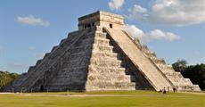 Poklady Chiapasu a Yucatánu