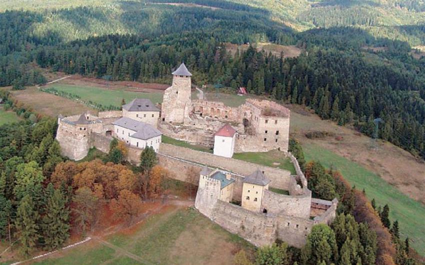 Tatry a NP Pieniny ze slovenské i polské strany, spišské památky