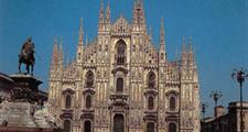 Milano a opera v La Scale