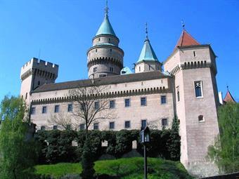 Přírodní krásy a památky Slovenska + termály Bojnice