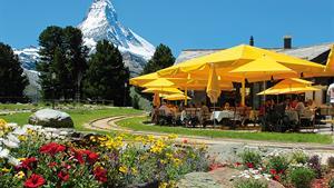 Švýcarsko, alpský okruh