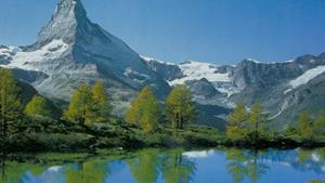 Švýcarsko, hory a jezera