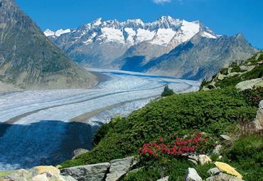 Alpská tour - nejkrásnější partie Alp pěti zemí