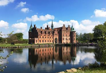 Nejkrásnější zámky Dánska a Kodaň