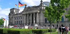 Berlín a slavnost světel