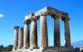 Řecko - velký okruh - autobusem