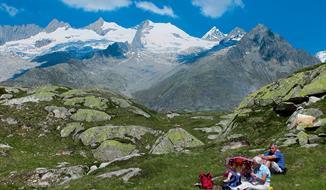 Švýcarsko - léto pod Matterhornem
