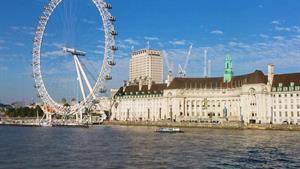 Londýn a okolí