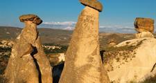 Turecko - Kappadokie s pěší turistikou