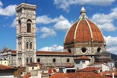Řím, Florencie, Tivoli