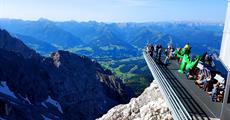 Velkolepý Dachstein se slevovou kartou