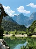 Julské Alpy II - italské i slovinské Julské Alpy + Korutany