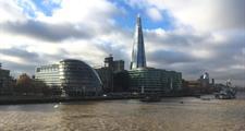 Londýn a Harry Potter letecky