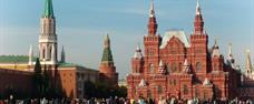 Rusko - Moskva, Sibiř, Bajkal + jízda Transsibiřskou magistrálou