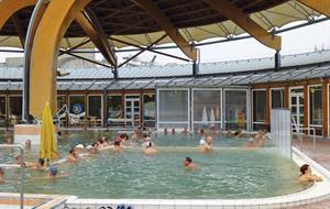 Termální lázně Bükfürdo - pobyt 7 nocí
