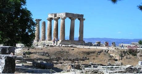 Řecko - velký okruh - nejen za antickými památkami - prodloužená varianta